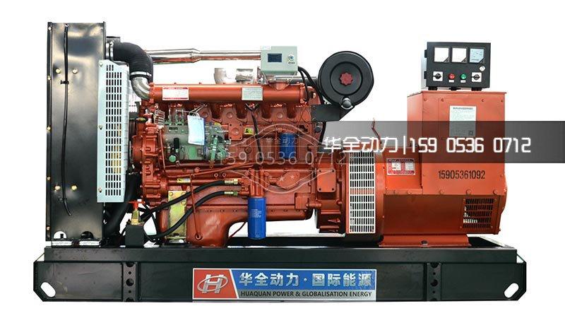 潍坊柴油发电机组图