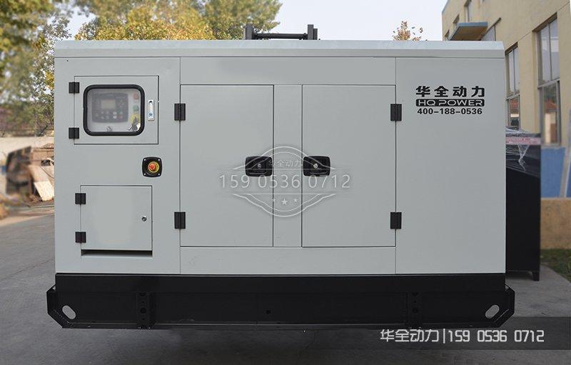 潍坊250kw柴油发电机组图