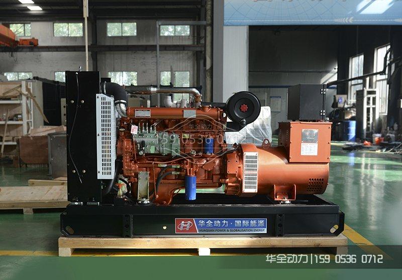 120千瓦潍坊柴油发电机组图